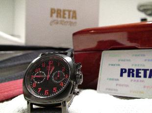 Preta Watches by Gene Simco
